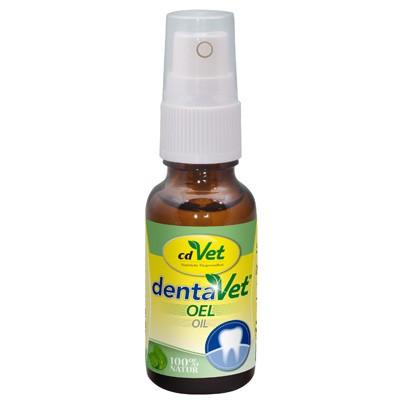 DentaVet Öl für gesunde Maulflora schützt Zähne und Zahnfleisch