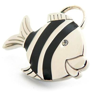 Gold- und Silberfische als Anhänger von Hamish Mc Beth
