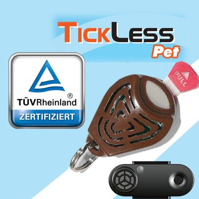 Tickless Pet - chemiefrei mit Ultraschall