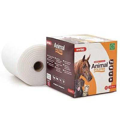Animal Polster selbstklebender Schaumstoffverband für Tiere von Snögg