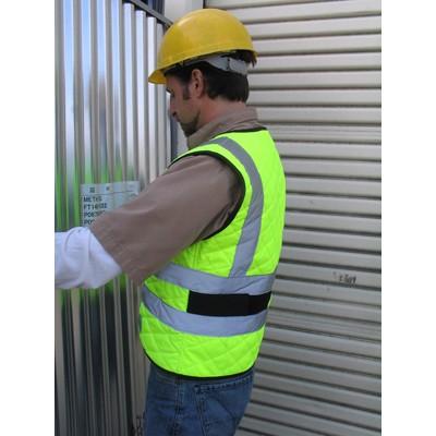 Kühlende Sicherheits-Weste mit Wasserkühlung von Cool Medics