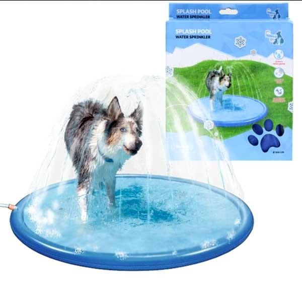 Splash Pool CoolPets Fontänendusche von Holland Animal Care