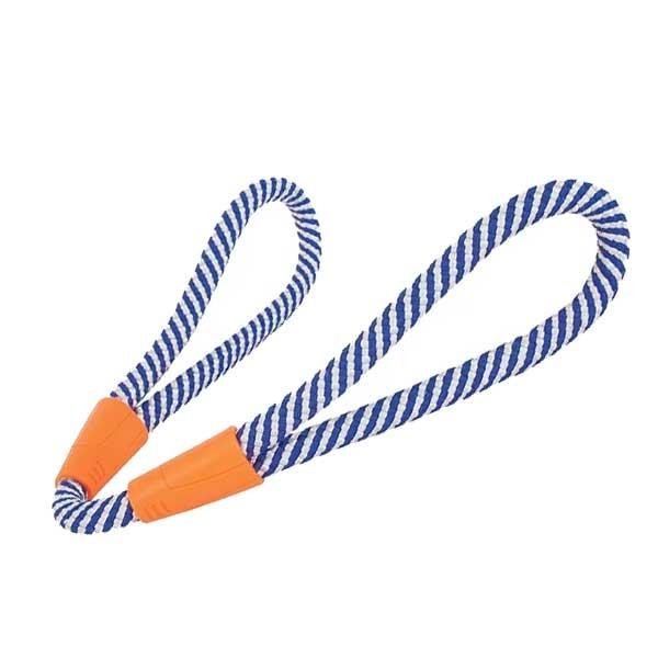 Robustes Mountain Rope Tug Zerr-Spielzeug zum Tauziehen von Chuckit