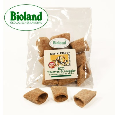 Bio Tablettenschmuggler für Medizin-Muffel-Hunde von Kay Klein's