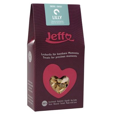 Lilly Hunde-Leckerlie mit Geflügelleber glutenfrei von Jeffo