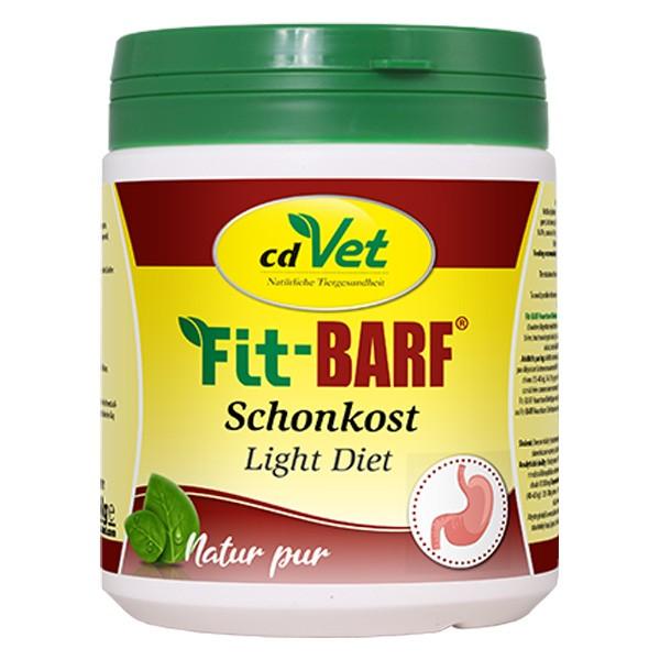 Leicht verdauliche Fit-Barf Schonkost von cdVet als magenschonendes Futtermüsli