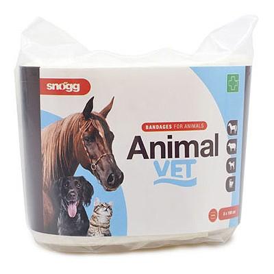 Animal Vet stabiler selbsthaftender Tierverband von Snögg
