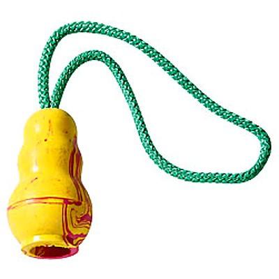 Klin: Farbenfrohes Jumper-Vollgummispielzeug