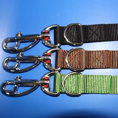 Verstellbare Nylon-Hundeleinen von Red Dingo in tollen Uni-Tönen