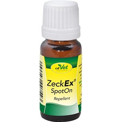 ZeckEx SpotOn natürlicher Zeckenschutz von cdVet
