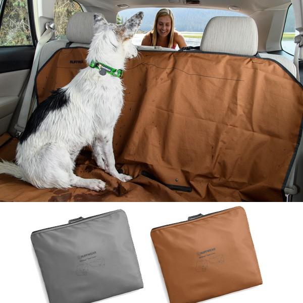 Dirtbag Seat Cover robuste Autoschutzdecke von Ruff Wear