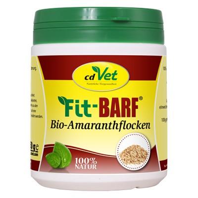 Bio-Amaranthflocken glutenfreie Getreidealternative von cdVet