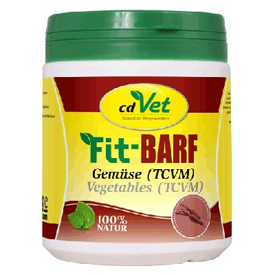 Fit-Barf Gemüse TCVM nach chinesischer Tradition von cdVet