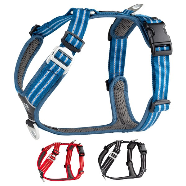 Comfort Walk Air Harness von Dog Copenhagen - cool, bequem, reflektierend