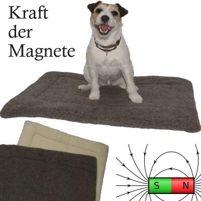 Magnetfeldmatte für gesunden Hundeschlaf von Jeggo Trilus
