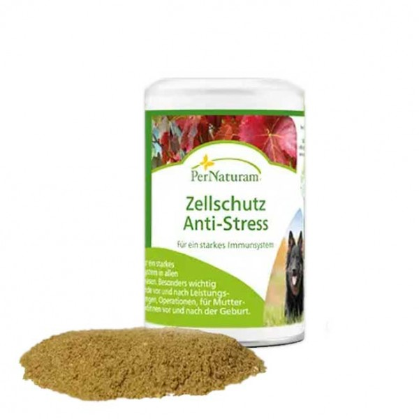 Zellschutz Anti-Stress mit Antioxidantien von PerNaturam