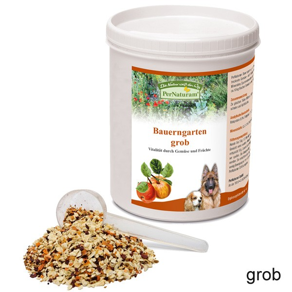 PerNaturam Bauerngarten als Gemüse-Früchte-Mix