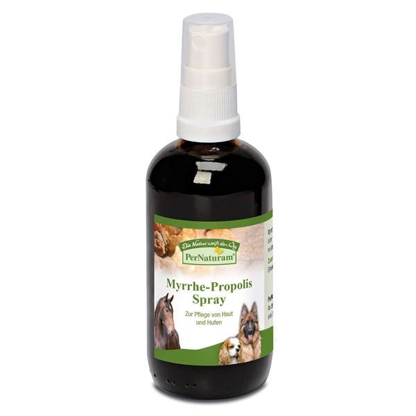 PerNaturam Myrrhe-Propolis Spray zur Haut- und Wundpflege