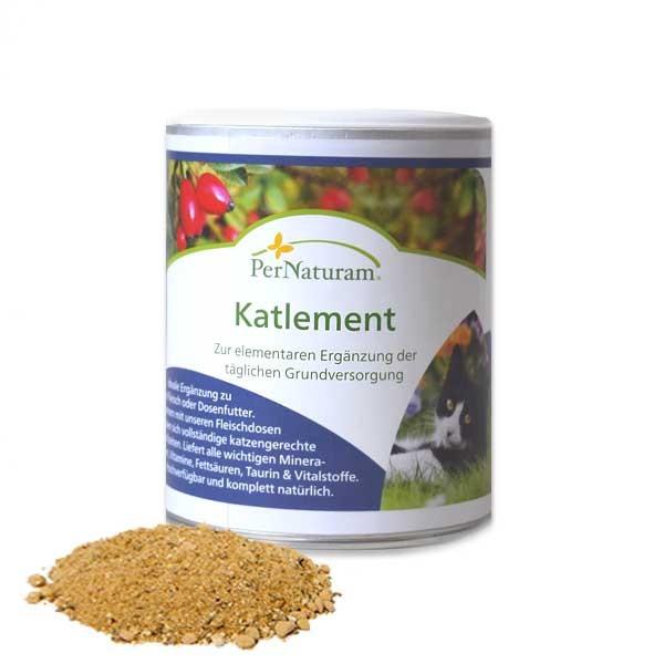 Katlement von PerNaturam - Vitamin-Futterergänzer für Katzen
