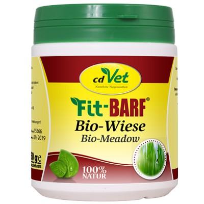 Fit-Barf Bio-Wiese von cdVet mit wertvollen Natur-Kräutern in Bio-Qualität