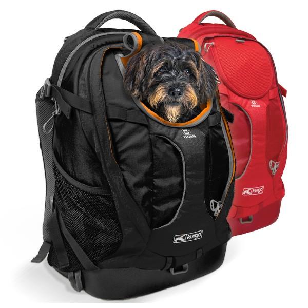 G-Train K9 Pack bequemer Hundetragerucksack von Kurgo