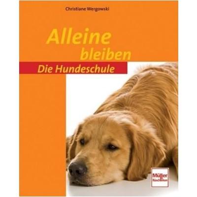 Alleine beiben - das Alleinbleib-Buch von Christiane Wergowski