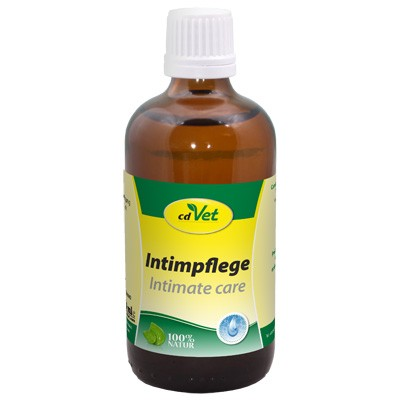 Intimpflege gegen Pilzinfektion und Geschlechtskrankheiten Hund
