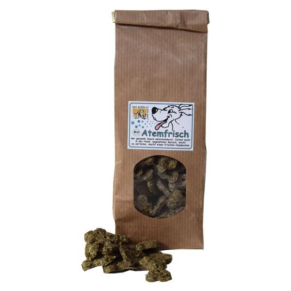 Bio-Atemfrisch von Kay Klein's mit Pfefferminze für frischen Hundeatem