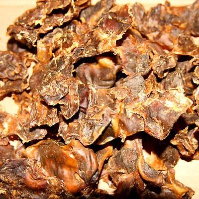 Getrocknete Hähnchenmägen ohne Konservierungsstoffe