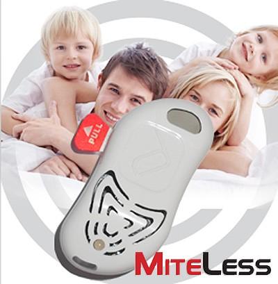 MiteLess mit Ultraschall bei Milben - giftfrei und ungefährlich