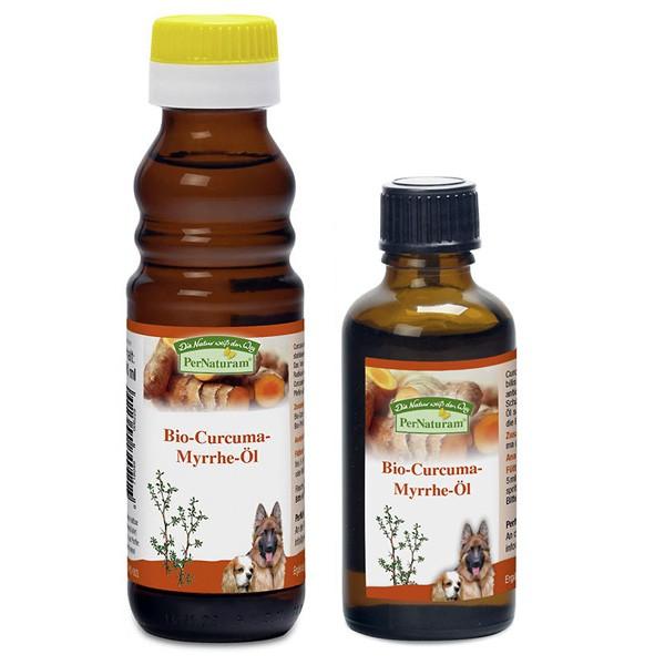 Curcuma-Myrrhe-Öl von PerNaturam für Darm, Stoffwechsel und viel mehr
