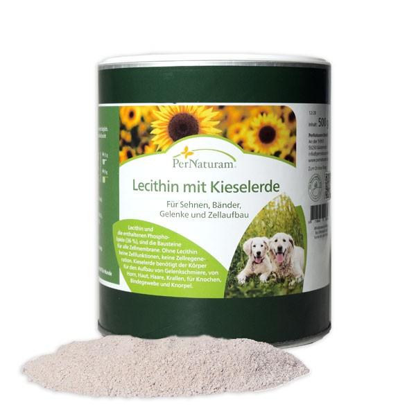 Nährstoff & Zellfutter - Lecithin mit Kieselerde von PerNaturam