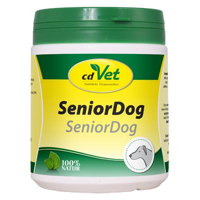 nahrungsergänzung hund senior