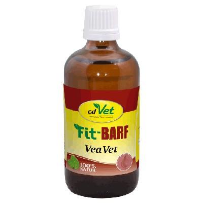 Pflanzenöl Fit-Barf VeaVet von cdVet in Bio-Qualität