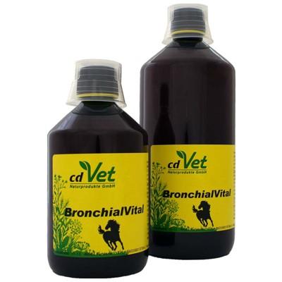 BronchialVital von cdVet für Pferde mit Atemweg-Empfindlichkeit